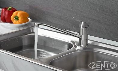 Các loại vòi rửa bát hiện nay