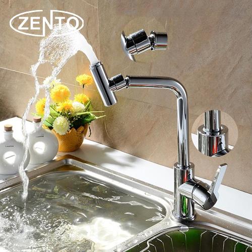 Vòi rửa bát nóng lạnh Zento ZT2054