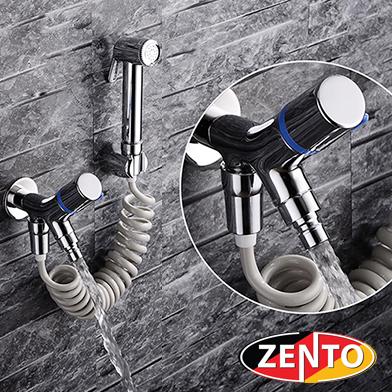 Vòi xả lạnh kết hợp xịt vệ sinh cao cấp Zento SS3835
