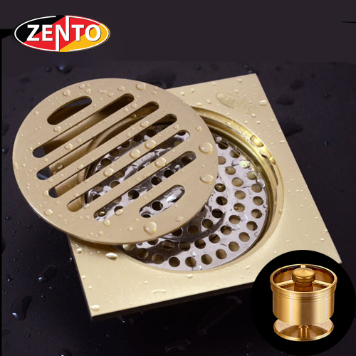 Phễu thoát sàn chống mùi hôi và côn trùng Zento ZT506-1AV
