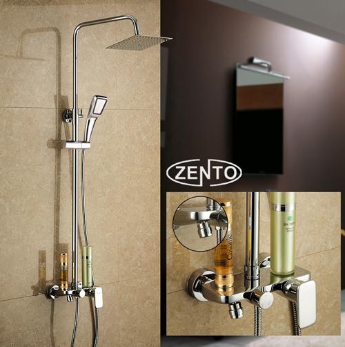 Bộ sen cây tắm nóng lạnh Zento ZT-ZS8075