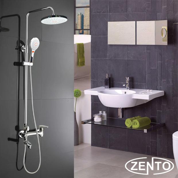 Bộ sen cây tắm nóng lạnh Zento ZT-ZS8077