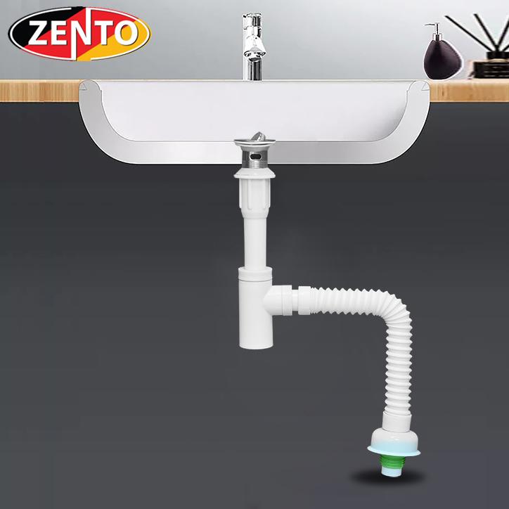 Bộ xi phông ống xả lavabo ZXP020
