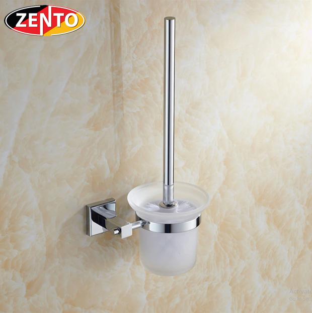 Bộ chổi cọ toilet inox Zento HA4507
