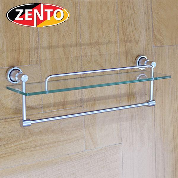 Giá để đồ kết hợp treo khăn Zento LS0040