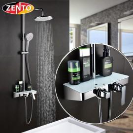 Bộ sen cây nóng lạnh Luxury Shower ZT8706