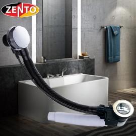 Bộ xả vặn bồn tắm nằm BXP202-1new