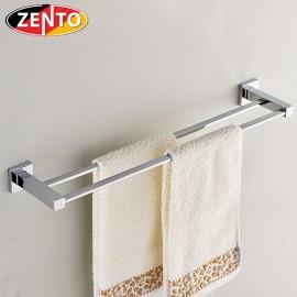 Giá vắt, treo khăn kép inox Zento HA4509