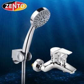 Bộ sen tắm nóng lạnh 5 chế độ nước Zento ZT6001