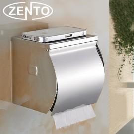 Lô giấy vệ sinh inox Zento ZT-SV6205-23