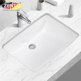 Chậu lavabo âm bàn Zento LV903-B