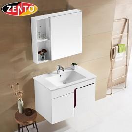 Bộ tủ, chậu, kệ gương Lavabo  ZT-LV993-3E