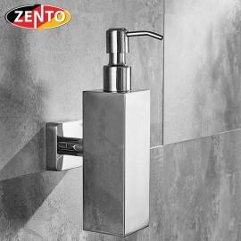 Bình xà phòng nước gắn tường inox304 Diamond series HC5814
