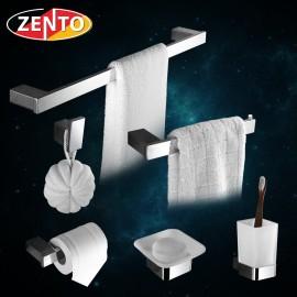 Bộ 6 phụ kiện phòng tắm inox 304 Diamond series HC5860