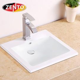 Chậu rửa Lavabo âm bàn Zento LV8181
