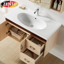 Chậu lavabo âm bàn Zento C340