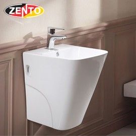 Chậu lavabo treo tường Luxury Zento LV500N-470 (5800)