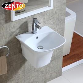 Chậu lavabo treo tường Luxury Zento LV500D-450.
