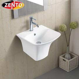 Chậu lavabo treo tường Luxury Zento LV500D-355 (5200D)