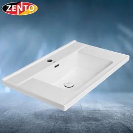 Chậu lavabo âm bàn Zento A1129