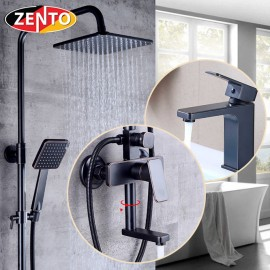 Combo sen cây & vòi lavabo Classic Series KM120