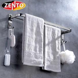 Giá vắt, treo khăn kép inox Zento HA4609