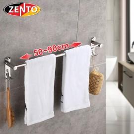 Giá, thanh treo khăn đơn inox Towel Bar HA4618-1