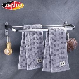 Giá vắt, treo khăn kép inox Zento HA4619