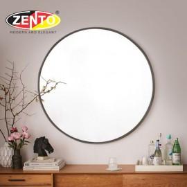 Gương tròn khung kim loại sơn tĩnh điện LE913