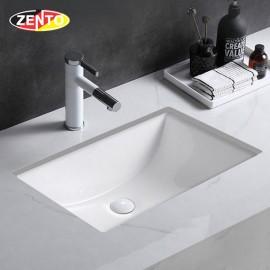 Chậu lavabo âm bàn LV903-E (515x380x190mm)(921)