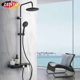 Bộ sen cây nóng lạnh Luxury Shower ZT8020-Black