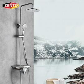 Bộ sen cây nóng lạnh Luxury Shower ZT8710-white