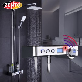 Sen cây nhiệt độ màn hình LCD cảm ứng chuyển động Zento ZT-LG910