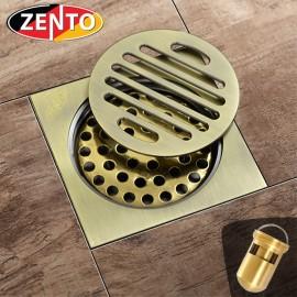 Thoát sàn chống mùi và côn trùng Zento ZT543 (99x99mm)