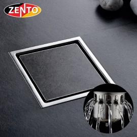 Thoát sàn chống mùi hôi và côn trùng Zento ZT554-2U (150x150mm)