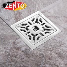 Phễu thoát sàn chống mùi hôi inox Zento TS104