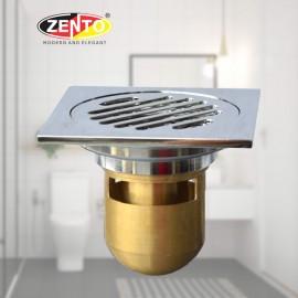 Phễu thoát sàn chống mùi và côn trùng ZT508-2U