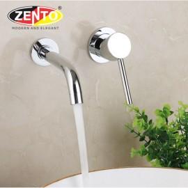 Vòi lavabo nóng lạnh âm tường ZT2661