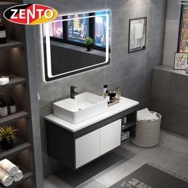 Bộ tủ, chậu, bàn đá, gương đèn led ZT-LV8970