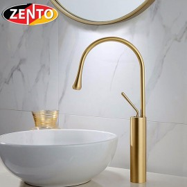 Vòi chậu Lavabo nóng lạnh dương bàn Art Gold ZT2196