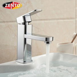 Vòi chậu lavabo nóng lạnh Zento ZT2198-1new