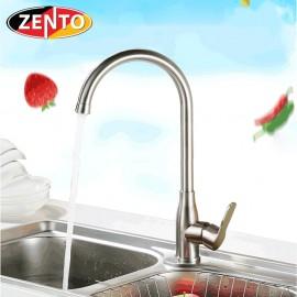 Vòi rửa bát nóng lạnh inox304 Zento SUS5584-1