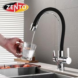 Vòi rửa bát 3 đường nước Zento ZT2095