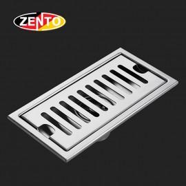 Ga thoát sàn inox304 Zento ZT451-20 (100x200mm)