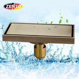 Thoát sàn chống mùi & côn trùng Z-line ZT595-Brushed AB
