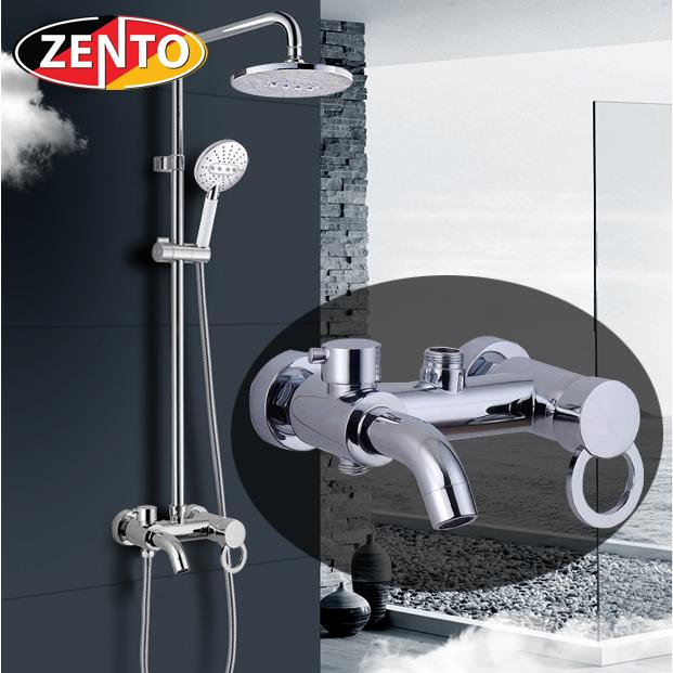 Bộ sen cây nóng lạnh Crystal series ZT8163