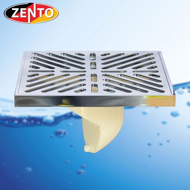 Thoát sàn chống mùi và côn trùng Zento ZT676 (150x150mm)