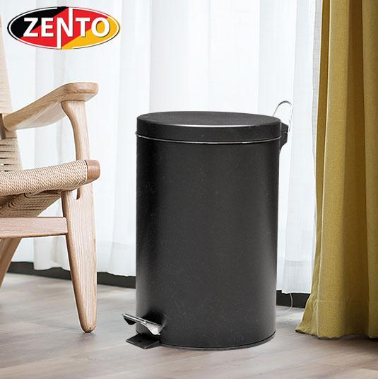 Thùng rác inox đạp chân 12L HC1280-12
