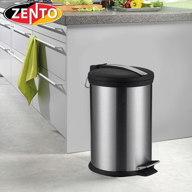 Thùng rác inox đạp chân 20L HC1290-20