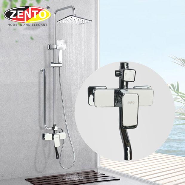 Bộ sen cây nóng lạnh 4in1 Spa Shower ZT8155-C